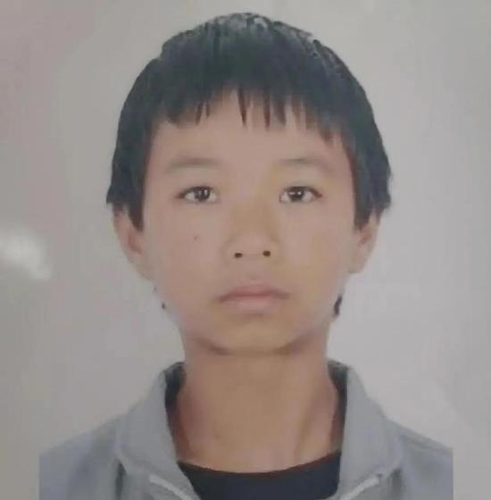 文山16岁男孩坐上返校车后,失联10天!留下一封家书