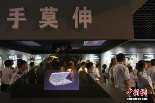 资料图:海南省反腐倡廉警示教育基地。洪坚鹏 摄