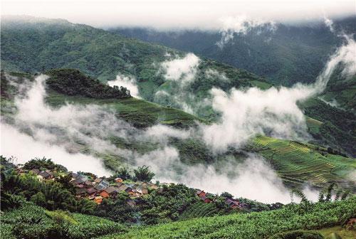 大美临沧。临沧市文化和旅游局供图