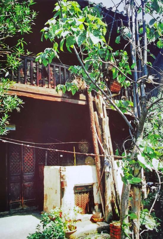 原位于昆明桃源街的吴澄故居