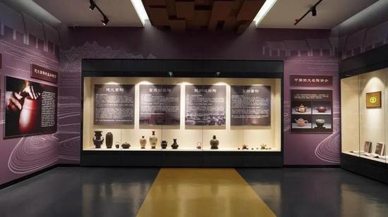 建水紫陶博物馆(资料图)红河州委宣传部供图