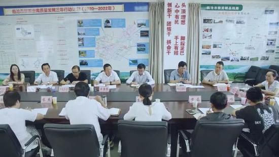 云南省旅行社协会深入临沧市开展乡村旅游精品线路考察调研
