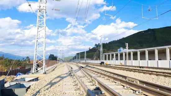 百年铁路 今朝圆梦丨不负山河浩荡 百年梦圆佤山——写在大临铁路通车之际