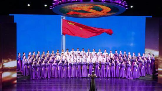 第三乐章之临沧市政府机关联队 《向往》