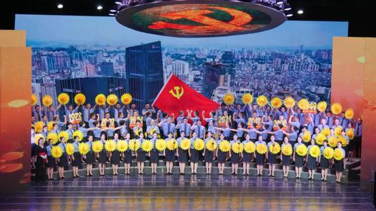 第四乐章之临沧市人民检察院代表队《中国之梦》