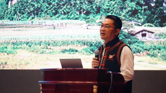 临沧市文化和旅游局作临沧乡村旅游资源情况推介