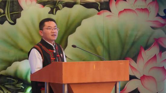 临沧市文化和旅游局作乡村旅游重点项目推介