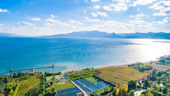 澄江抚仙湖国家湿地公园(试点)建设通过国家验收