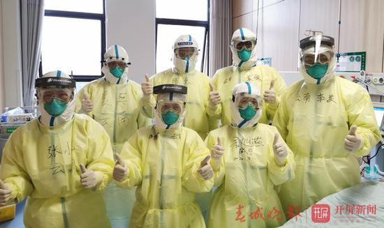 【咸宁一线】哪里最危险 哪里就有云南医疗队