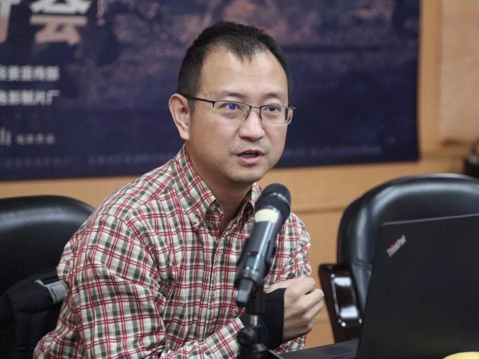 中国电影资料馆电影文化研究室副主任 左衡