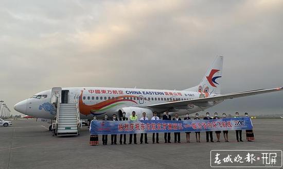 丽江机场再开临沧、保山、沧源、普洱4条省内环飞航线