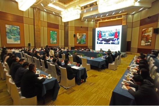 云南省保山市听取城市发展研究专家意见建议