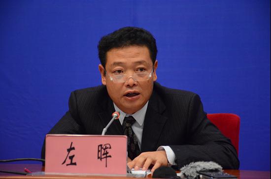 昆明市发展改革委员会副主任左晖(赵嘉摄影)