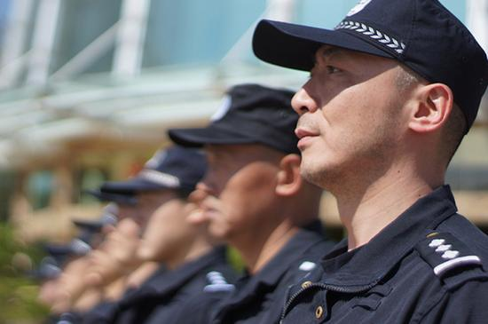 云南省森林公安举行纪律作风教育培训