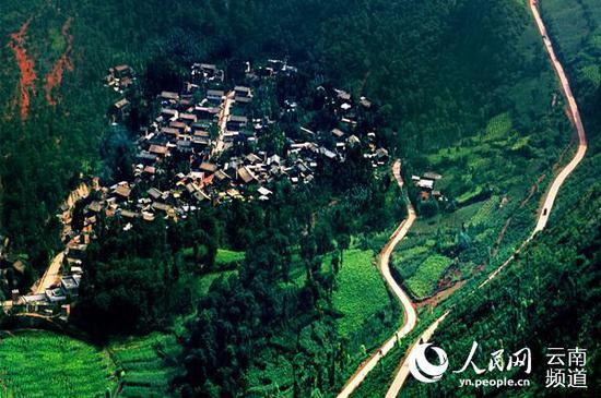 云南农村公路 供图