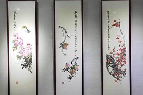 白族画家杨郁生:笔底春风诉乡愁