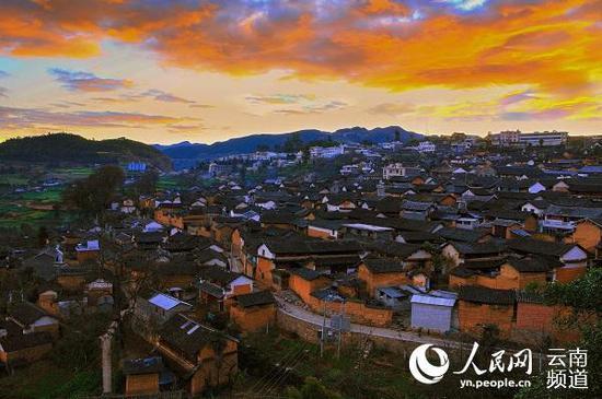 临沧鲁史古镇(供图)