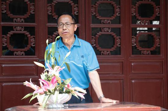 云南省茶叶产业办公室主任王兴原