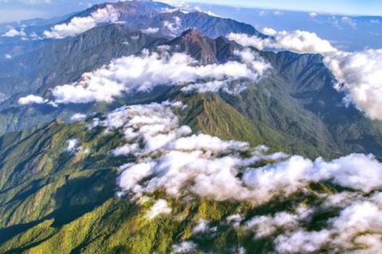 (组图)十张图带你领略云岭生态之美