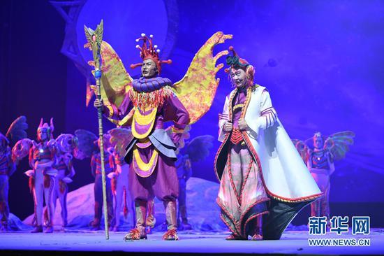 儿童剧《星际奇遇记》即将在云南大剧院上演