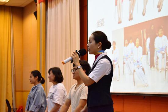 2018南博会1500名志愿者完成培训 即将上岗