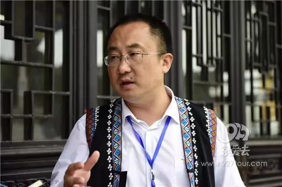 新平县旅游行业协会会长孟熙明