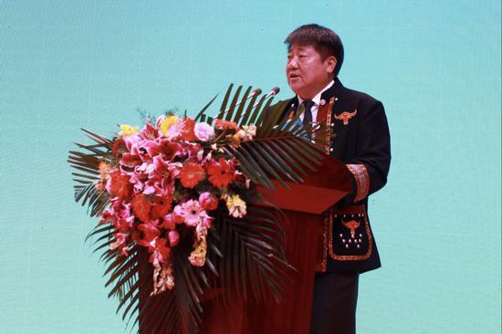 临沧市副市长赵贵祥
