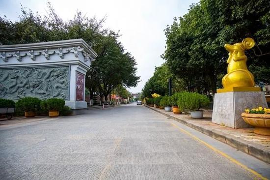 🔼汇龙温泉文化庄园