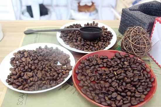 烘焙咖啡豆