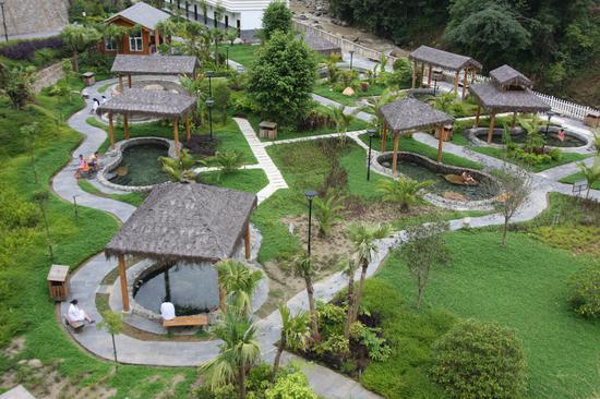 邦腊掌生态浴场