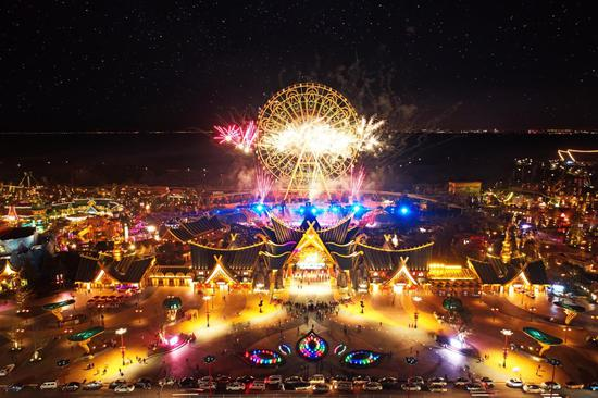这个五月,让我们齐聚七彩云南·欢乐世界第一届国际魔术节,让欢乐着魔!