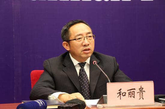 云南省旅游市场秩序整治工作领导小组办公室主任,省文化和旅游厅党组书记、厅长和丽贵
