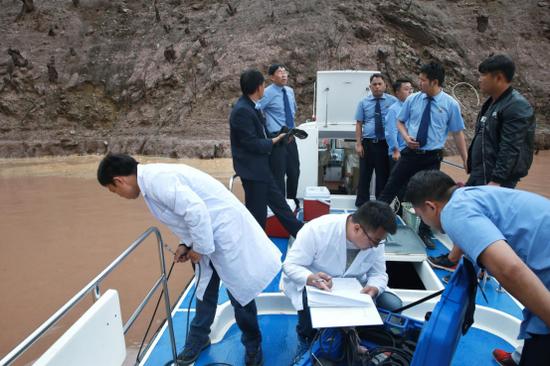 三江流域专项监督(供图)