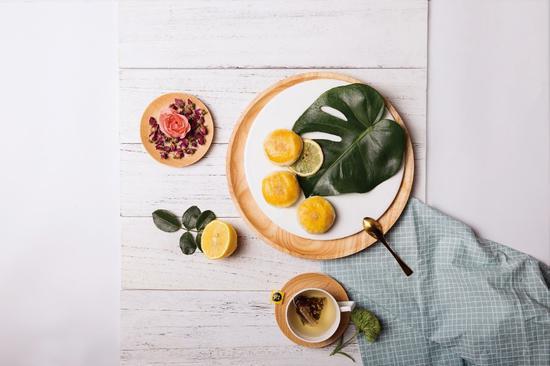 花miao玫瑰点心倾情体验 健康美食一键打卡