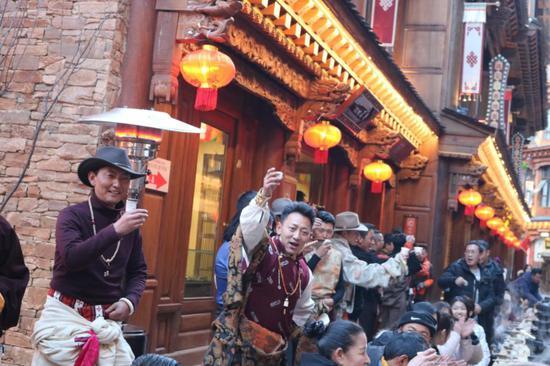 新春游迪庆 那些一定要吃的藏式style美食