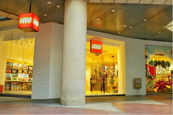 乐高®授权专卖店云南顺城购物中心店。