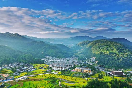 云南大滇西旅游环线上的腾冲玛御谷畅想