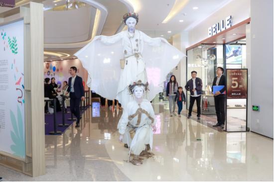 中法环境月暨中法文化交流周活动启幕仪式在昆明新迎新城举行