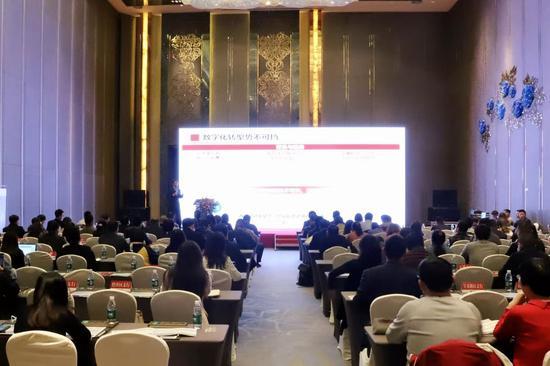 科技赋能 成就伙伴 ――中信银行昆明分行交易银行研讨会助力
