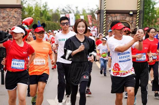 2019年俊发第二届趣味马拉松