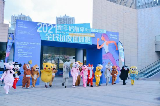 打造安宁新地标!安宁城市文化中心正式亮相