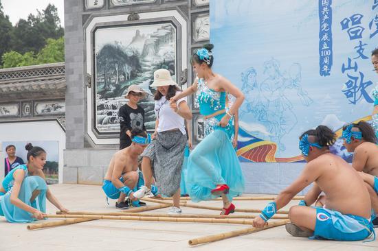 """打造太平新城本地文化品牌!""""白族欢歌荟·情系三月街""""等你"""