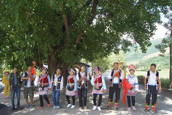 云南昌宁湾甸乡民族团结进步示范创建工作成果显著