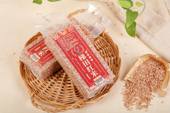 金平县淳德农业开发有限公司红米