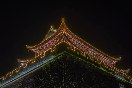 ▲环翠楼(南门)