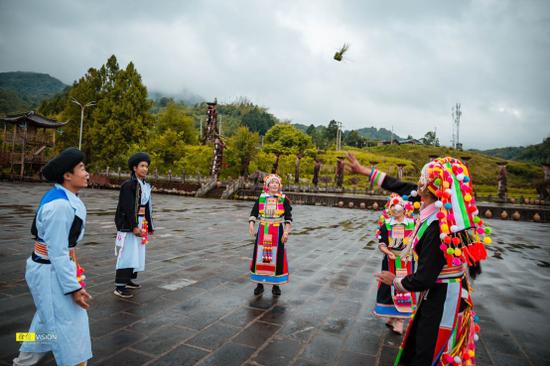 傈僳族嘟达民族项目