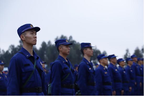 整装踏征程!云南森林消防总队200名森林消防指战员跨省驻防广