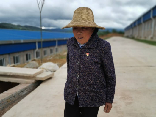 云南施甸八旬农村老党员:给党过生日,我一定要参加!