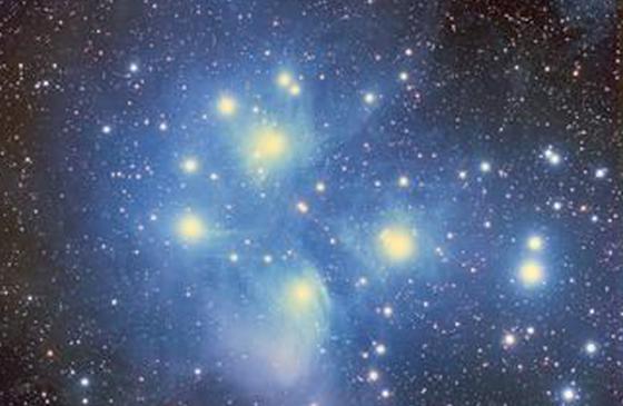 冬季星空最灿烂 2019年的第一个月来一起数星星