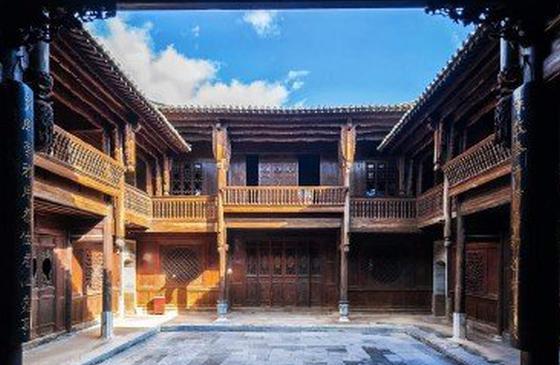 旅游丨云南石屏郑营:历史中留下的深宅大院